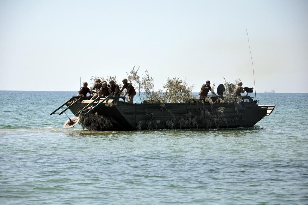 У Військово-Морських Силах розпочались масштабні збори з командирами бригад та полків