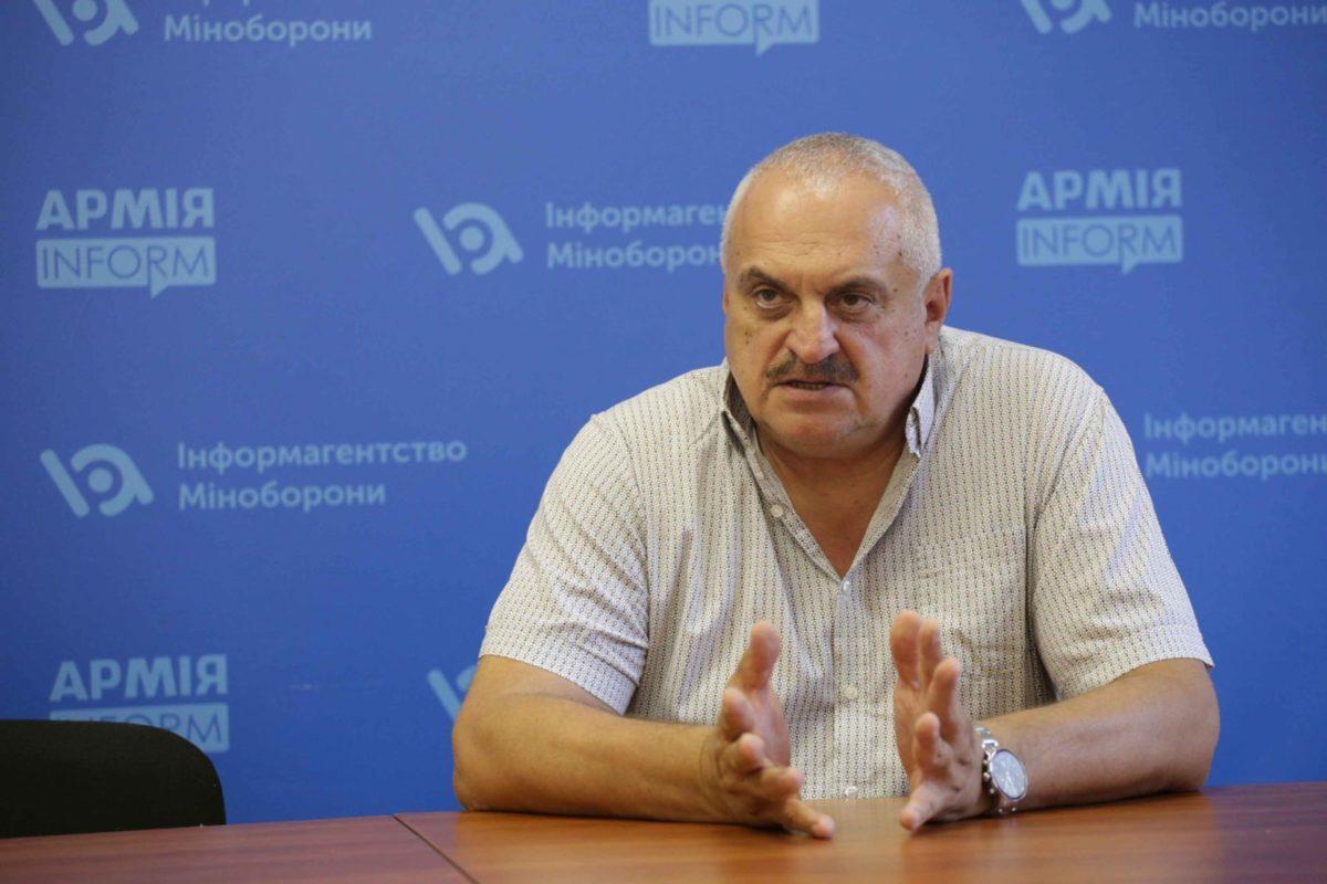 Олександр Дріз: «Кіно – це дієвий інструмент популяризації позитивного іміджу української армії»