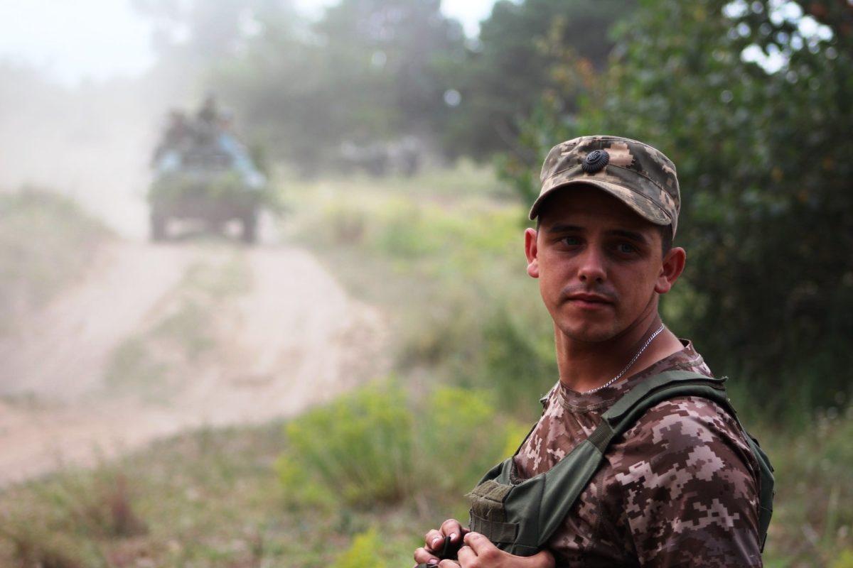 938 контрактників поповнили ряди військових частин Вінниччини