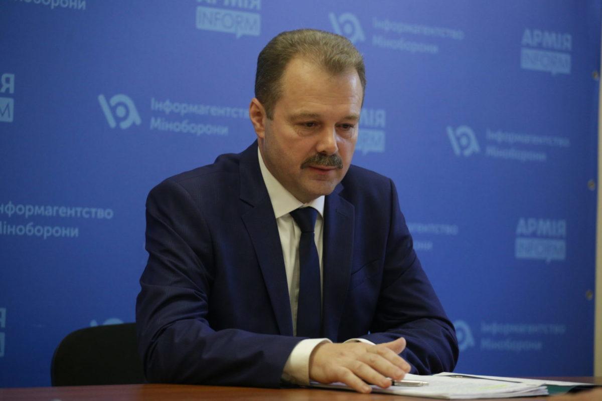 5 пріоритетних цілей Міністерства оборони України