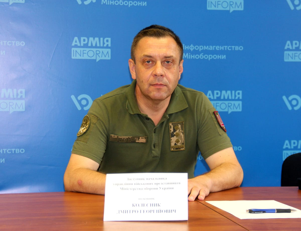 Військові представництва в 2018-2019 роках прийняли продукції оборонного призначення на загальну суму понад 7,5 млрд гривень