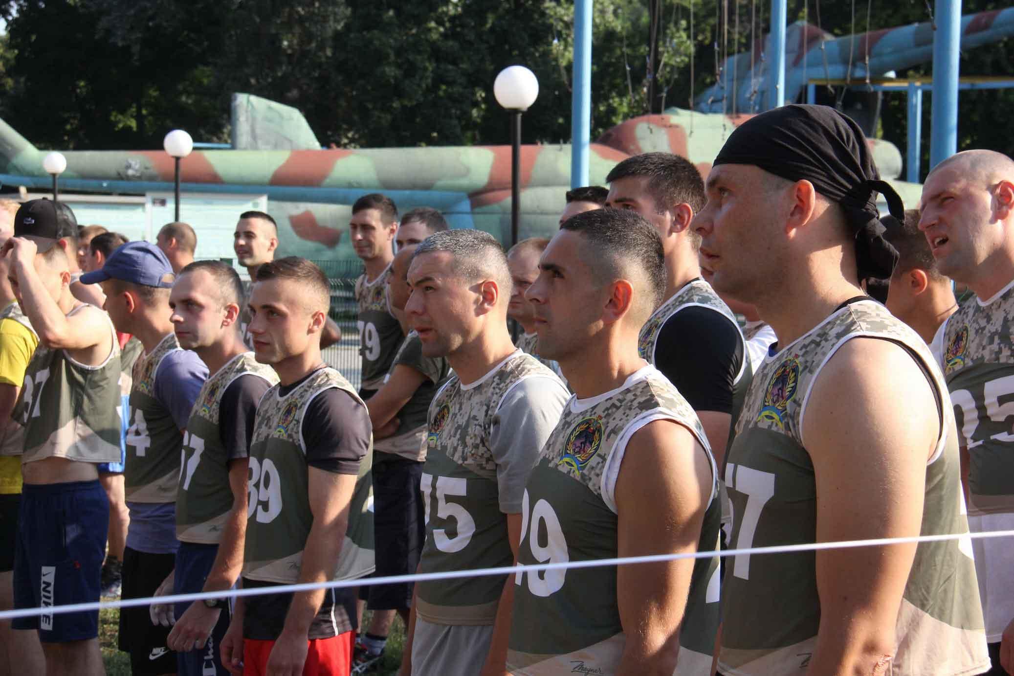 В Одесі узгодили єдині підходи до організації фізичної підготовки у військах