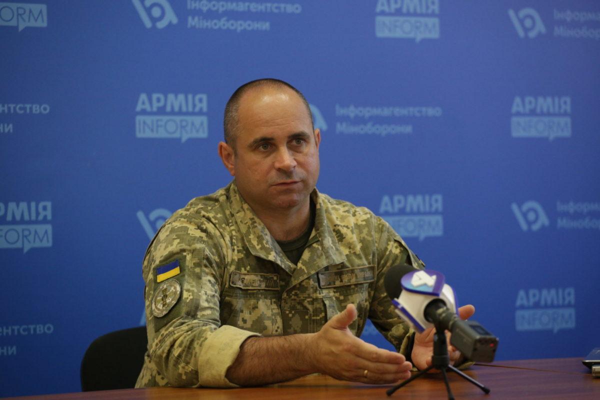 Головний старшина ЗСУ звернувся до нового складу Верховної Ради України