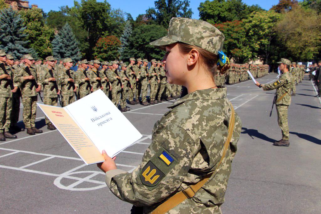 У Харкові, Одесі та Житомирі першокурсники присягнули на вірність українському народові