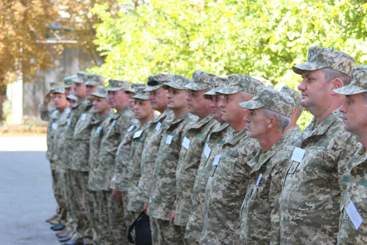 На Вінниччині розпочались навчання з бригадою тероборони