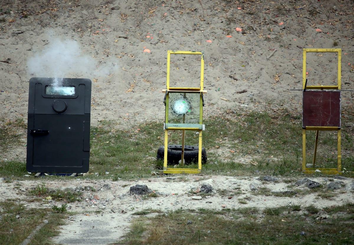 За п'ять років «НВО «Практика» виготовила для силовиків понад 200 бронемашин