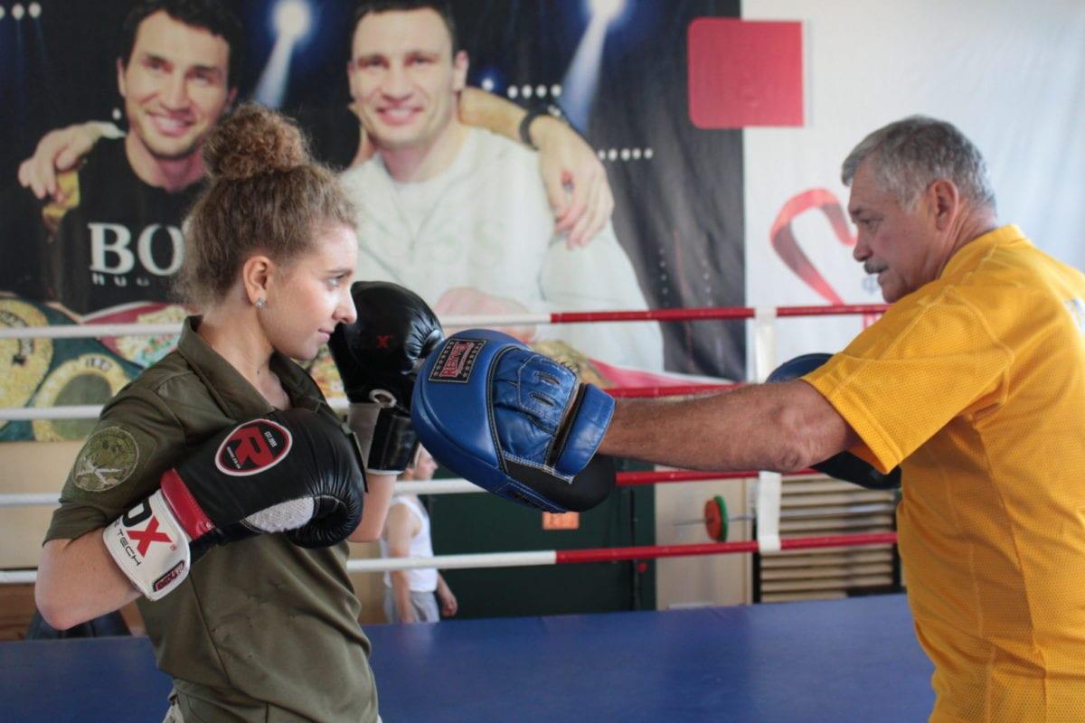 «Дівчата, обирайте бокс – відчуття неймовірні!»