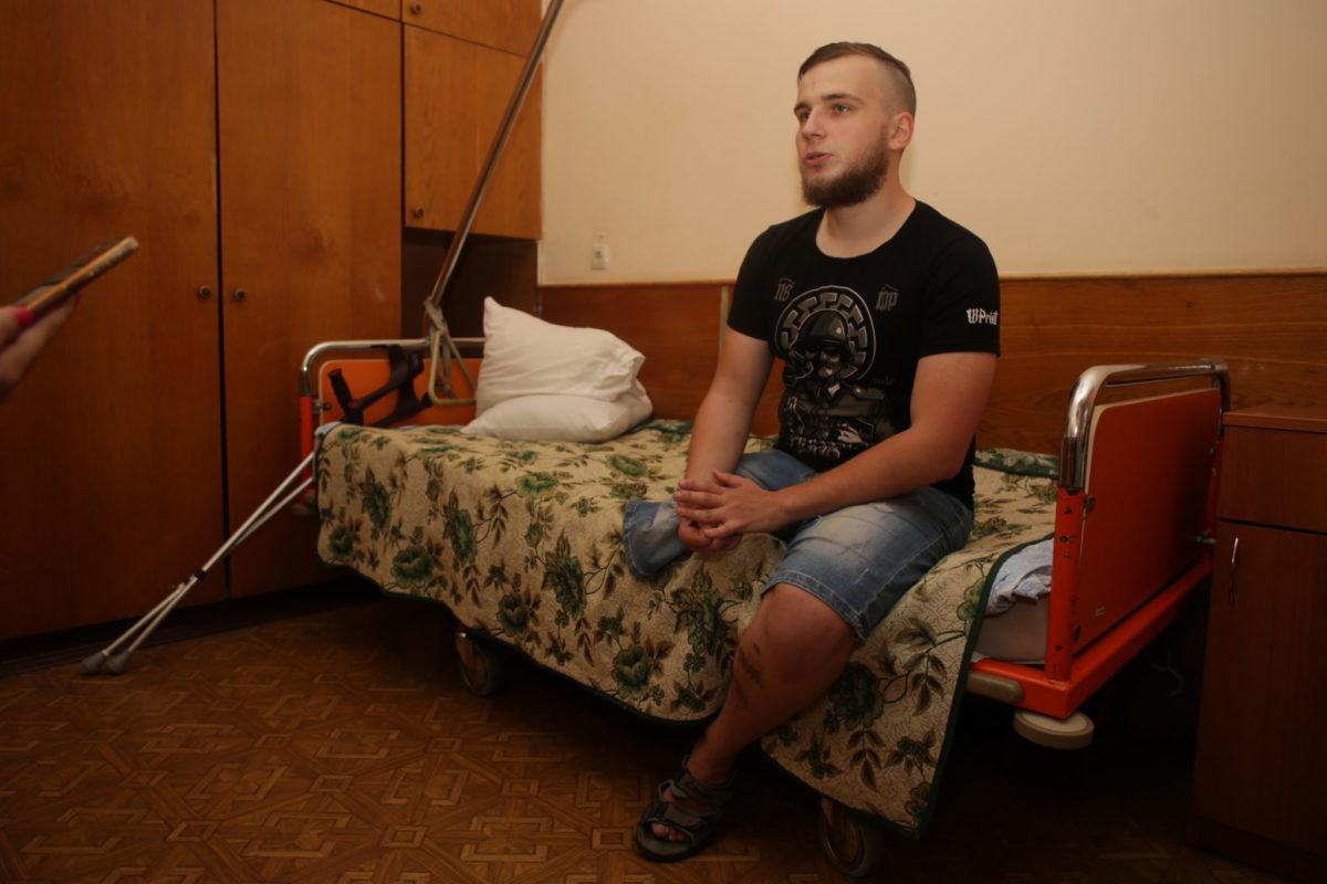 Чи матимуть змогу важкопоранені бійці лікуватися за кордоном?