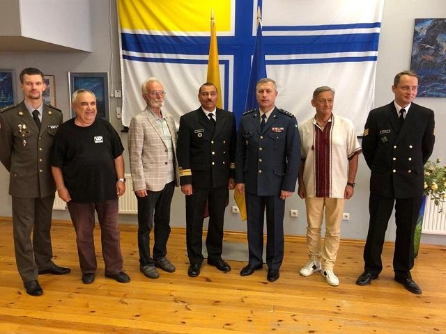 У Литві відкрито виставку, присвячену полоненим українським морякам