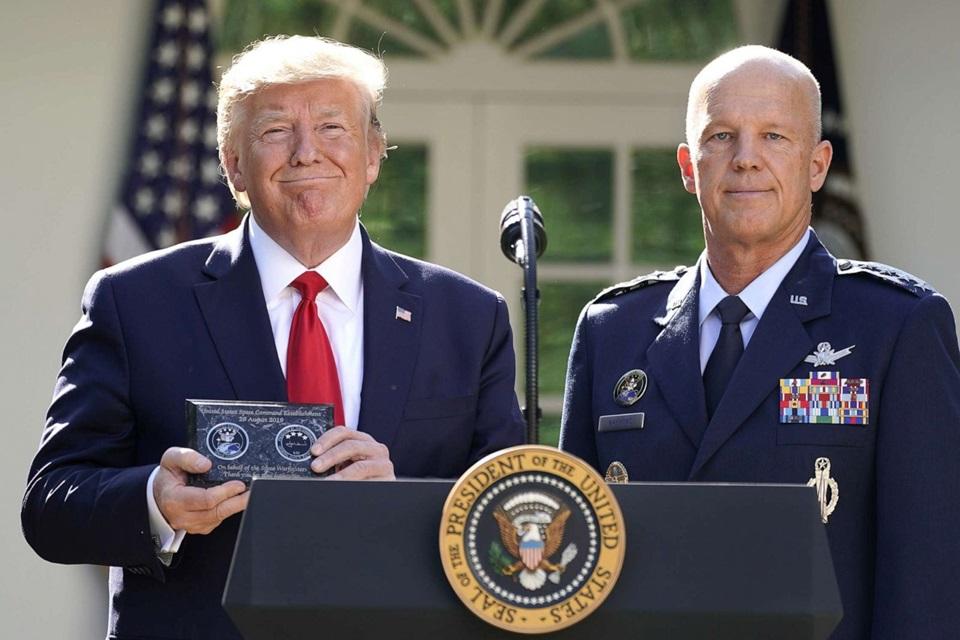 Космічне командування – новий вид збройних сил США