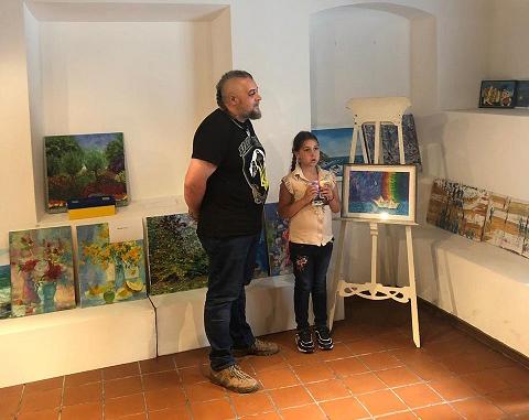 У Вільнюсі відкрито виставку, присвячену полоненим українським морякам