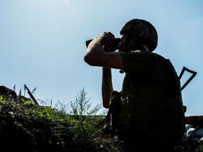 З початку припинення вогню противник здійснив два обстріли – штаб ООС