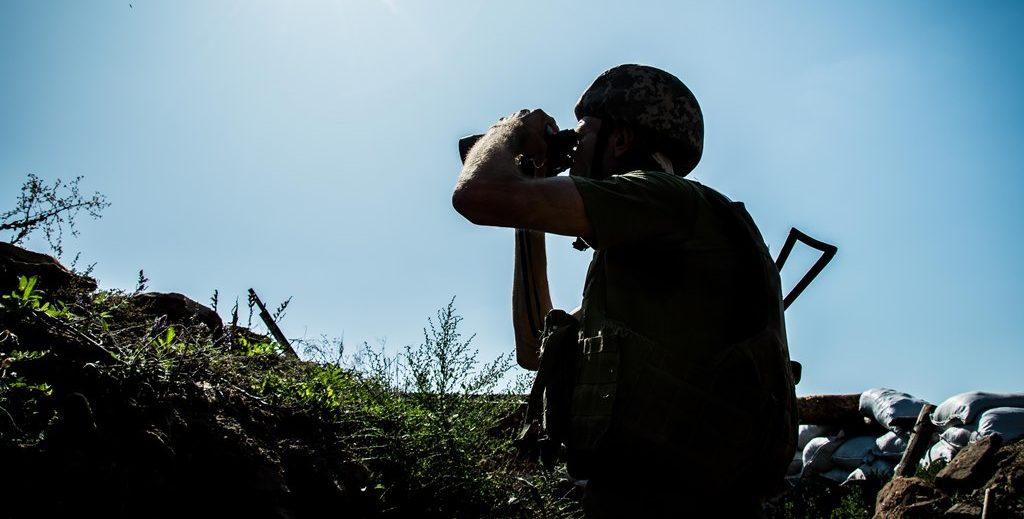 Доба в ООС: 28 обстрілів, троє захисників України отримали поранення