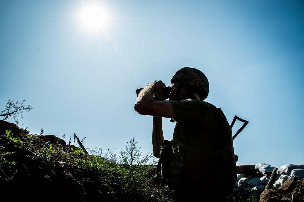 Україна закликає місію ОБСЄ зафіксувати грубі порушення окупантами режиму «тиші»