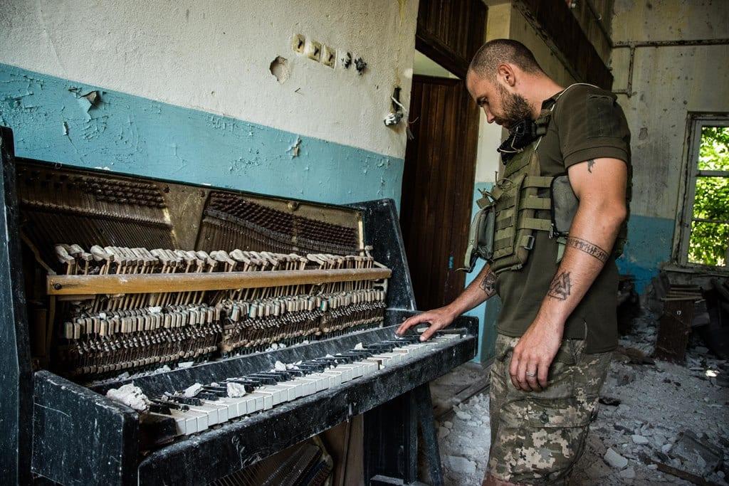 Широкине – селище привид на Азовському морі