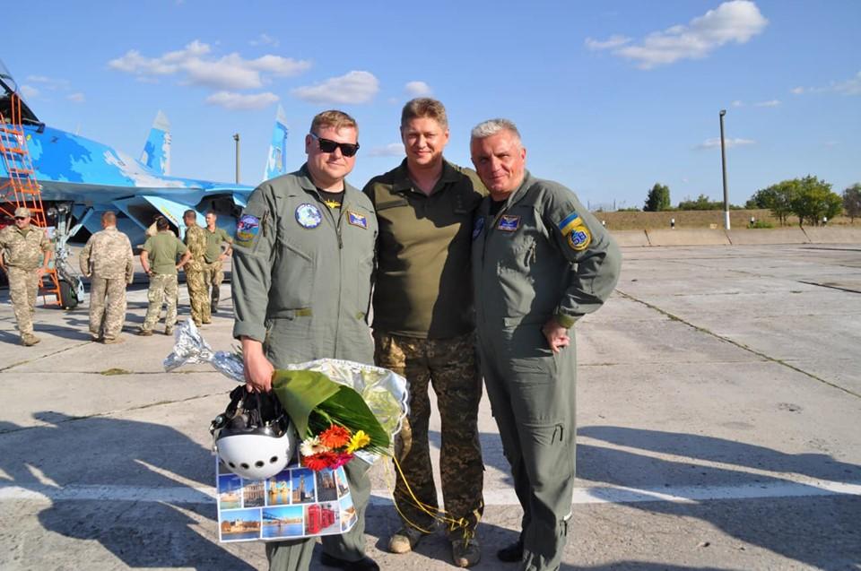 Українські пілоти підкорили польську Гдиню!