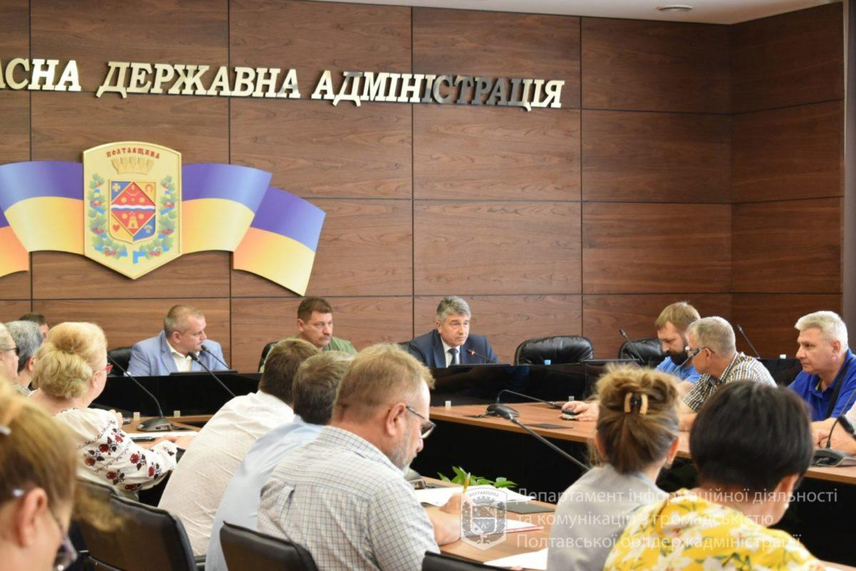 Підписано Меморандум про співпрацю між Мінветеранів та Полтавською ОДА щодо соціальної підтримки учасників бойових дій
