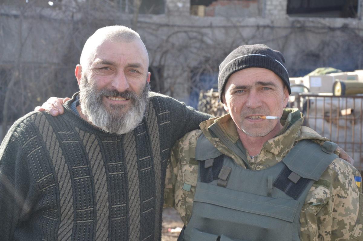 Про війну грузинів-українців
