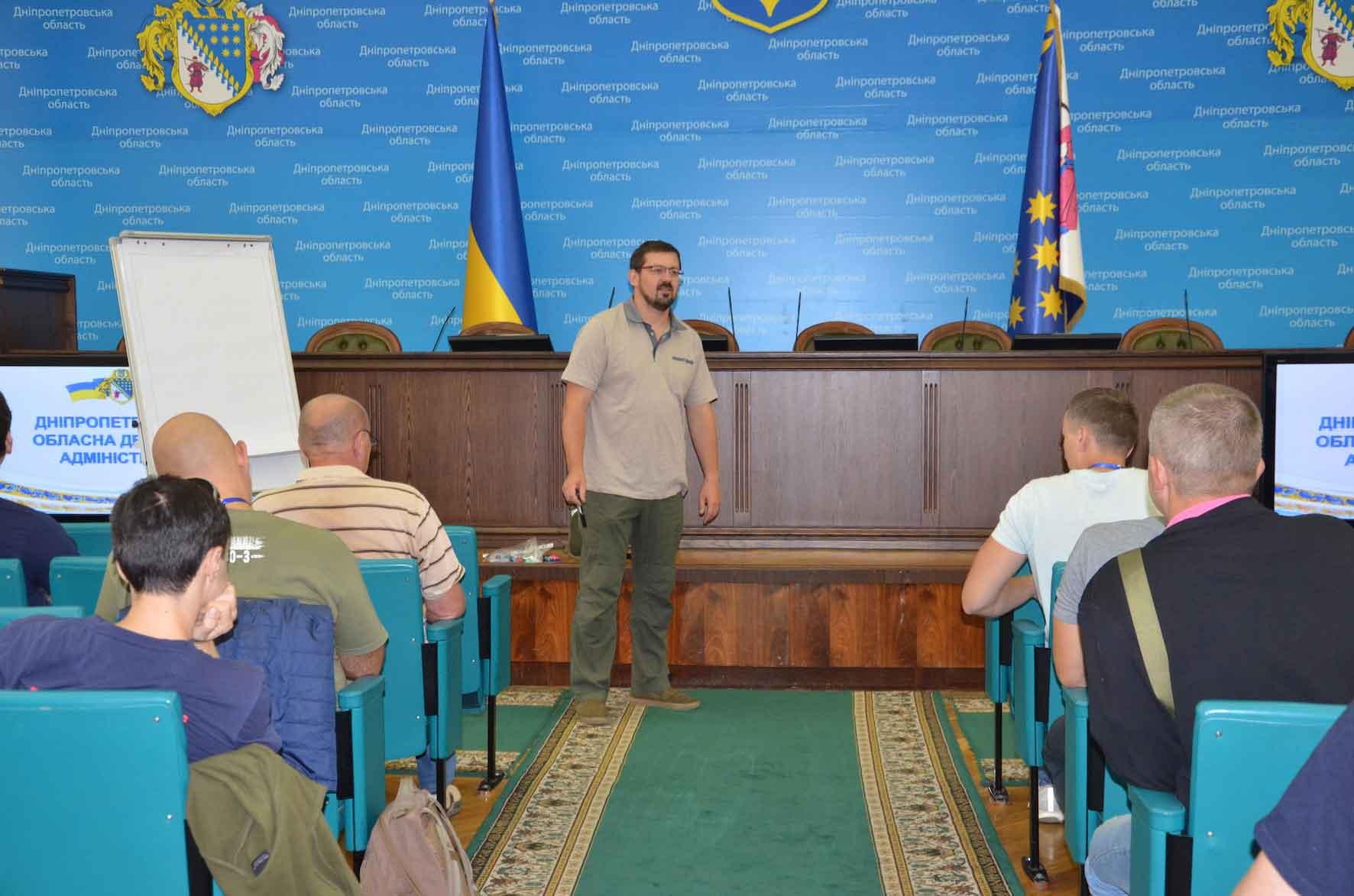Гранти від Євросоюзу отримали захисники України з Дніпропетровщини