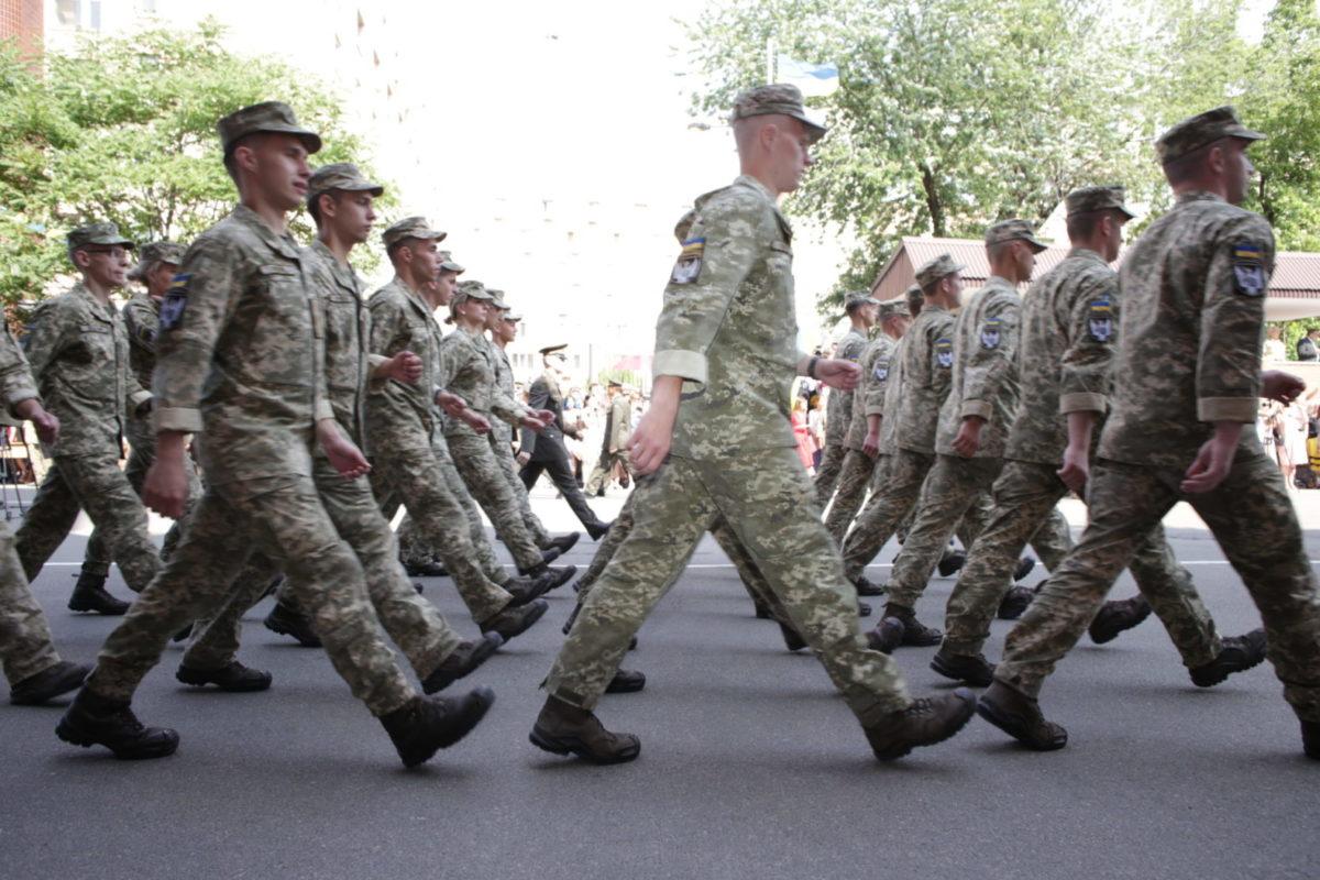 У День Незалежності близько 9 тисяч осіб візьмуть участь у Марші захисників України