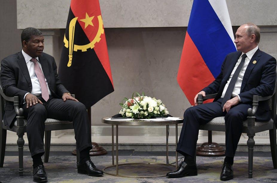 Росія активно нарощує присутність на Африканському континенті