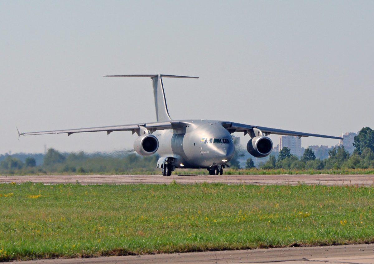 Перуанці закуплять наші літаки Ан-178