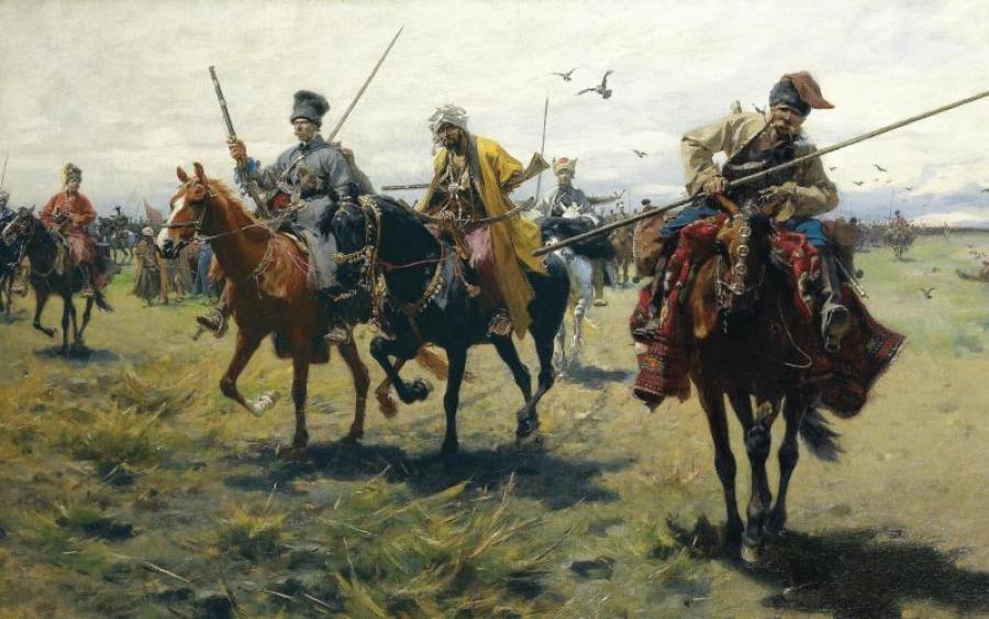 Cаме у цей день, 14 серпня 1775 року, російська імператриця видала маніфест про ліквідацію Запорізької Січі….