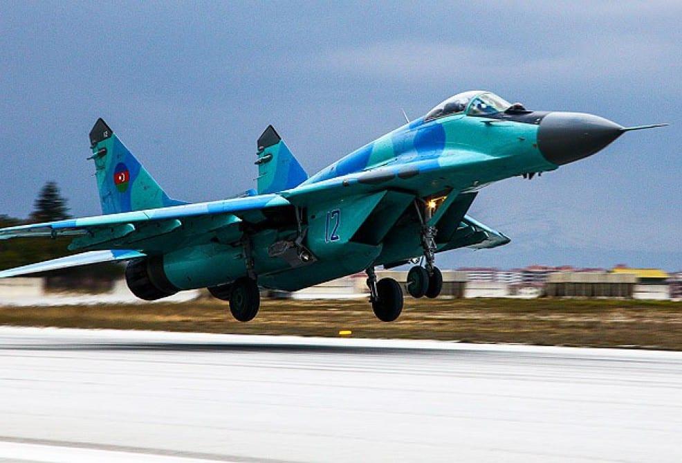 Стали відомі причини катастрофи МіГ-29 в Азербайджані