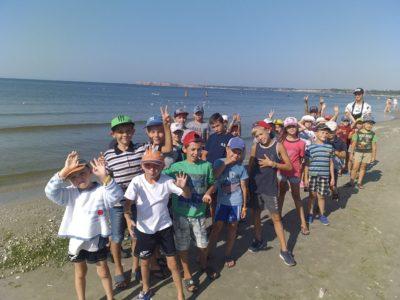 На Миколаївщині оздоровлено більше 1000 дітей та майже 800 учасників АТО/ООС