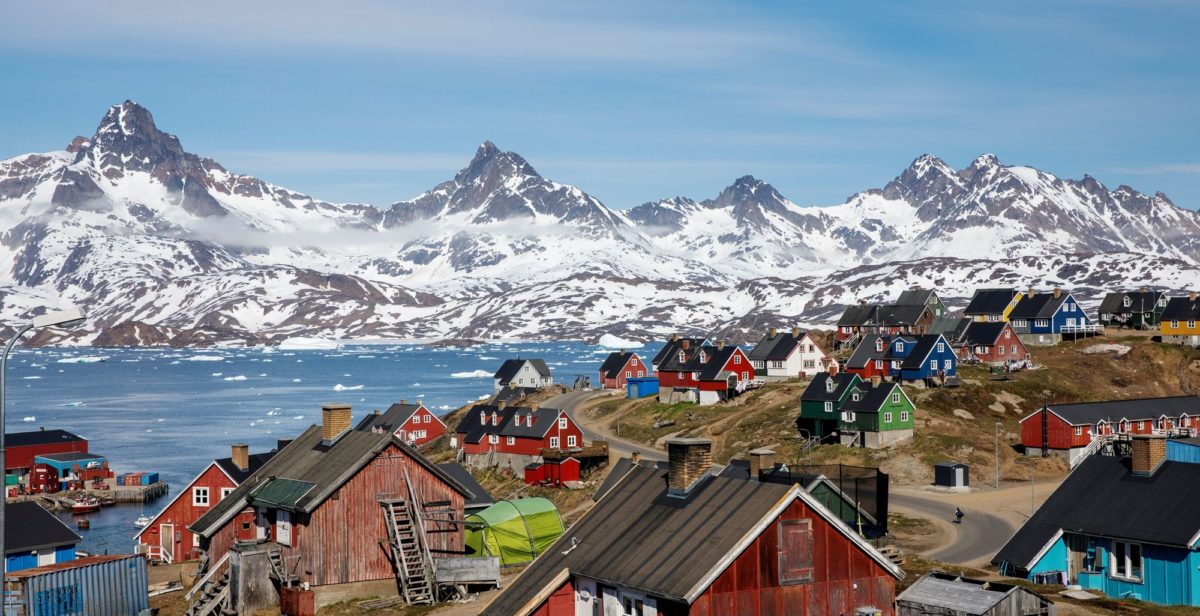 Американці знову хочуть купити Гренландію