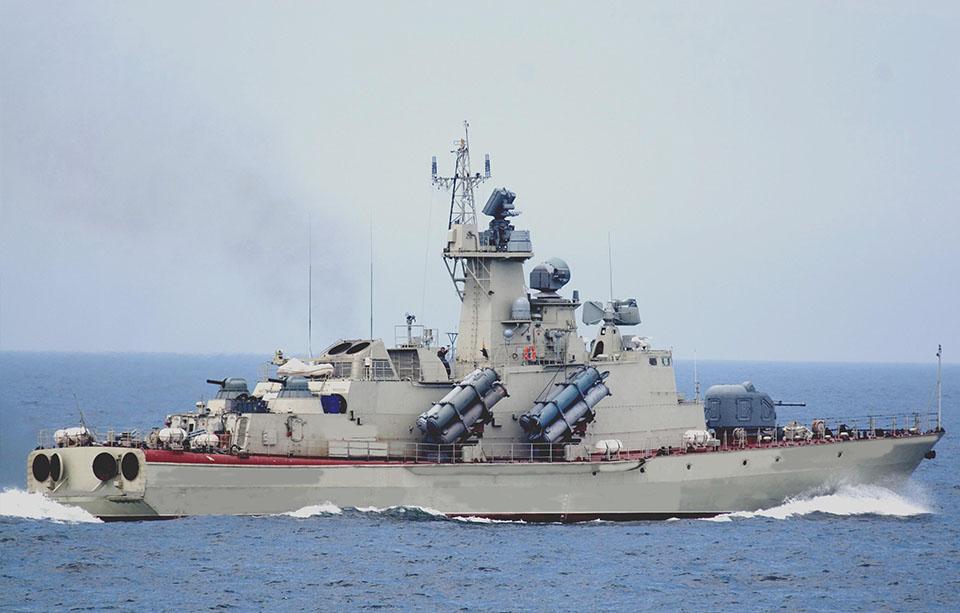 «Укроборонпром» передав В'єтнаму двигуни для ракетних корветів