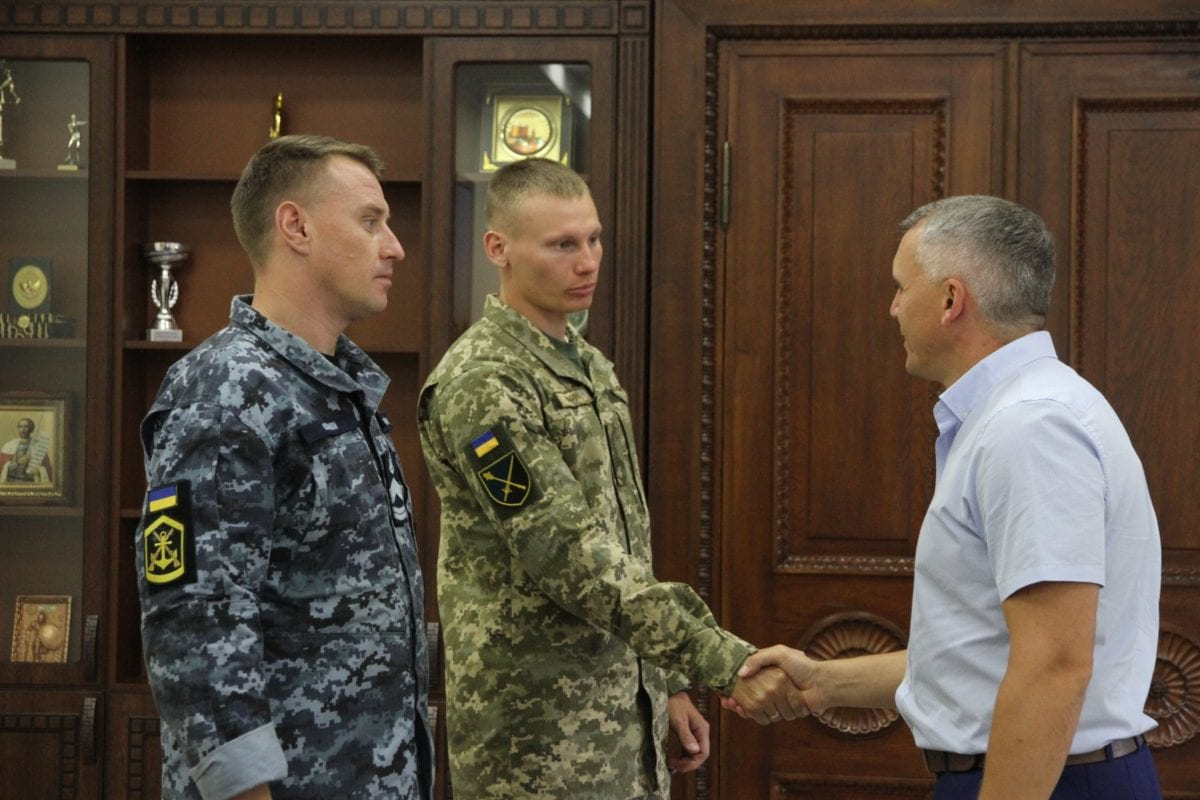 У Миколаєві військові отримали ордери на квартири