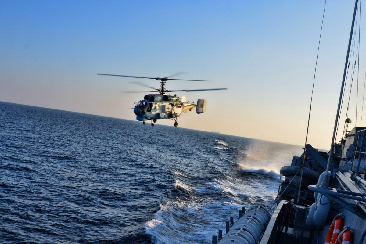 У морської авіаційної бригади сьогодні свято