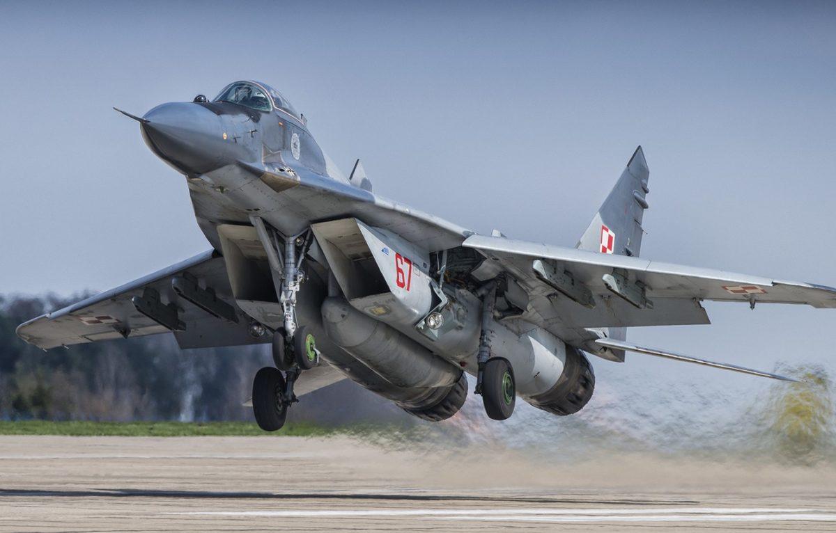 Україна та Польща можуть спільно модернізувати літаки МіГ-29