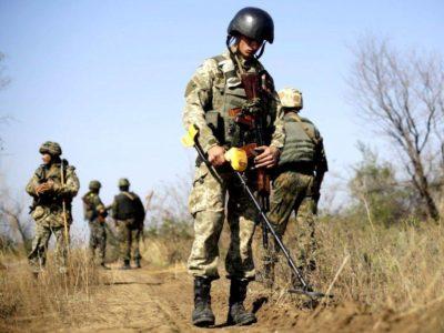 Україна використає досвід Хорватії у розмінуванні тимчасово окупованих територій