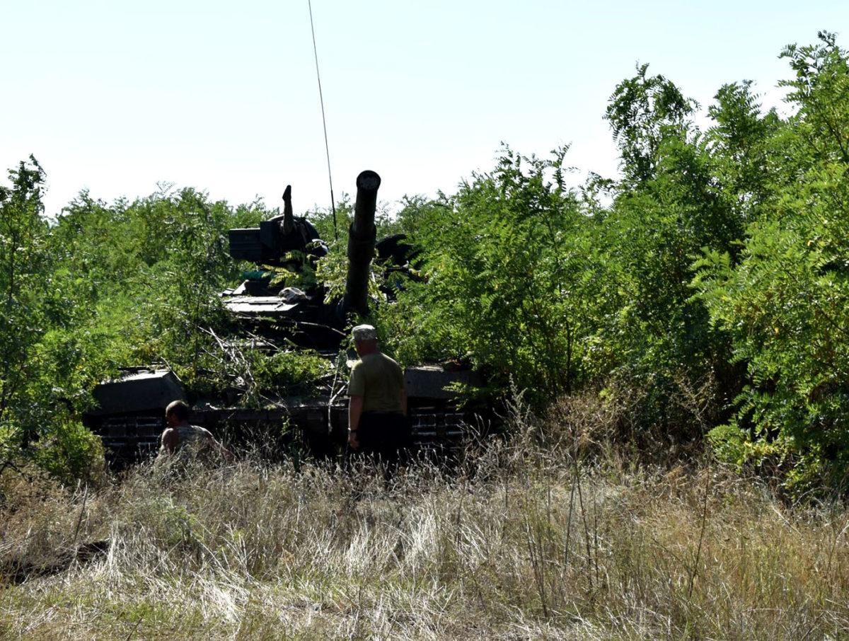 Механізована і мотопіхотна бригади «воюватимуть» одна проти одної