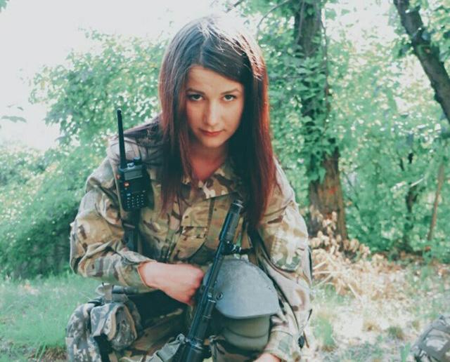 Медсестра Ірина Стеблюк «Квіточка»: «Рятувати життя – це моє завдання…»