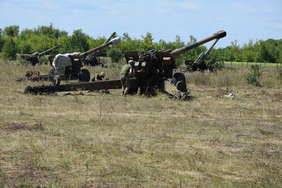 Як артилеристи вдосконалюють бойову майстерність?