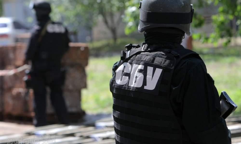 СБУ затримала росіянина, який планував диверсію на аеродромі ЗСУ