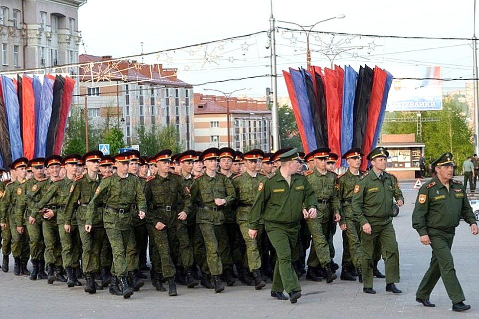 На Донбасі командування незаконних збройних формувань проводить мобілізаційні збори зрезервістами
