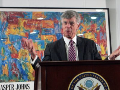 Україна просить США продати більше Javelin – посол Тейлор