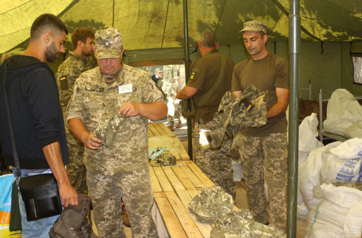 Більше 2000 військовозобов'язаних пройдуть навчальні збори на Миколаївщині