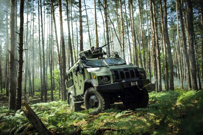 Українські компанії виходять на міжнародний ринок озброєння
