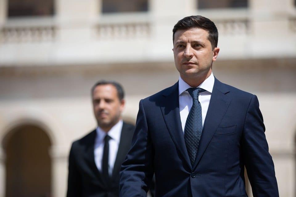 Президент Володимир Зеленський назвав умови повернення Росії до «Великої сімки»