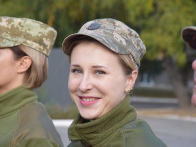 Серед сержантів-зв'язківців 30 відсотків жінок