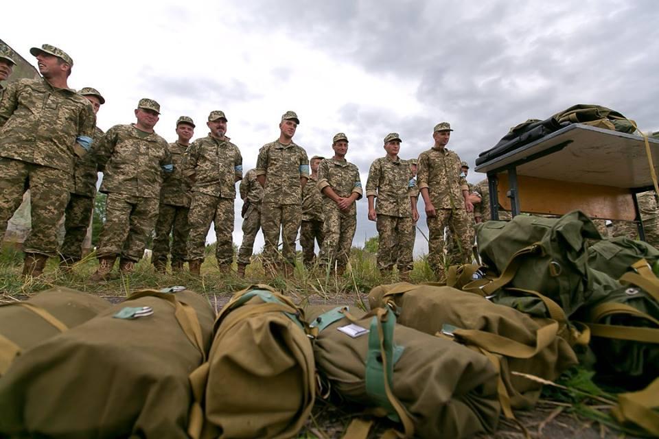 150 резервістів із Буковини призвали на збори до частин ДШВ та ППО