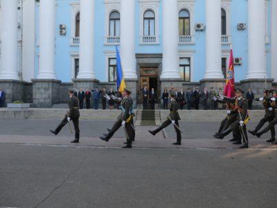 Делегація Міністерства оборони Великої Британії перебуває з робочим візитом в Україні