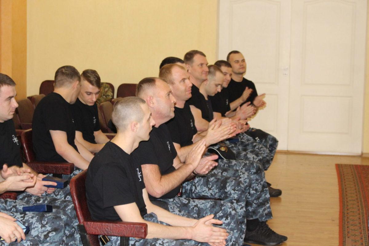 Начальник Генерального штабу ЗСУ:  «Я гордий тиснути руку мужнім воїнам нашого війська»
