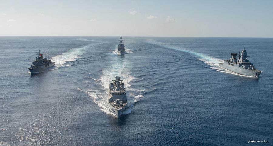 НАТО проводить навчання у Балтійському морі за участю 18 країн