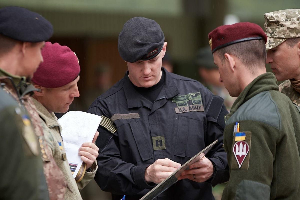 Більше 20 батальйонів Збройних Сил України за 4 роки підготували іноземні військові інструктори